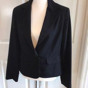 Nine and Company Black Blazer Size 8